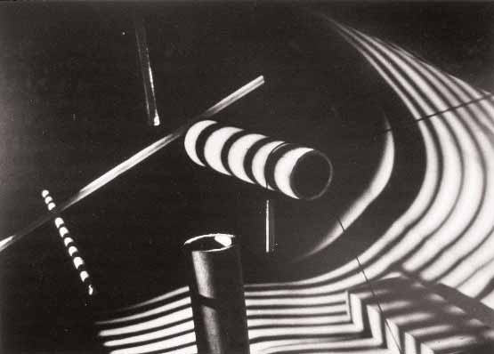 Nathan Lerner 'Light Volume' Chicago, 1937 © Kiyoko Lerner